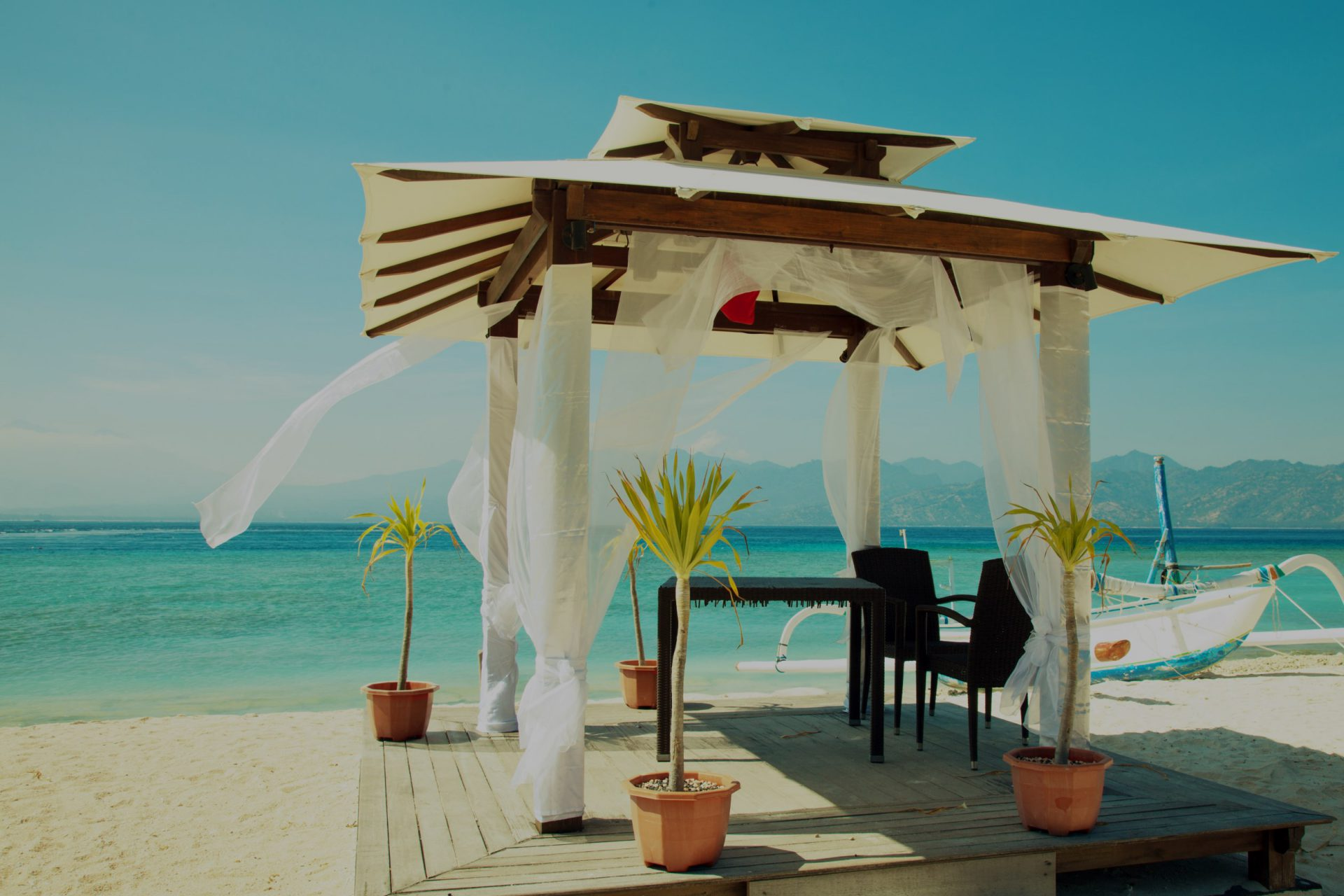 Destination Wedding Turquoise Beach