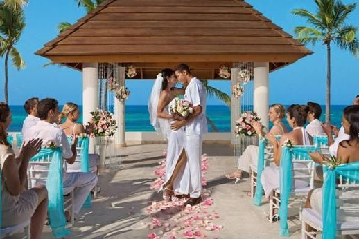 Secrets Cap Cana Gazebo Ceremony