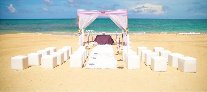 Breathless Punta Cana Beach Altar