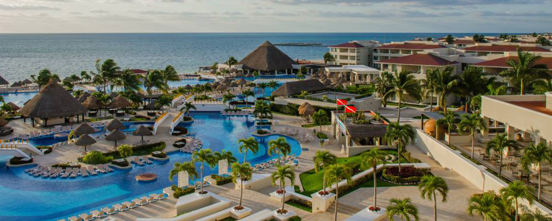 Moon Palace Golf And Spa Resort Cancun Mexico Weddings