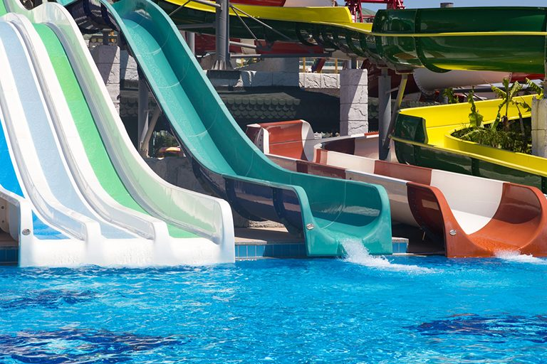 5 Awesome Resort Waterparks