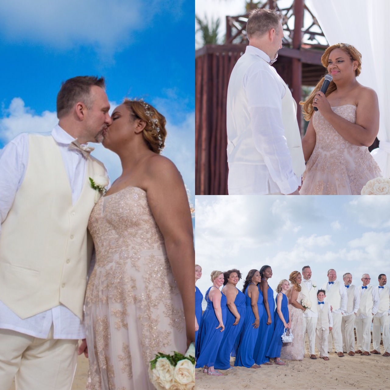 Yocasta And Greg S Destination Wedding Story And Pictures