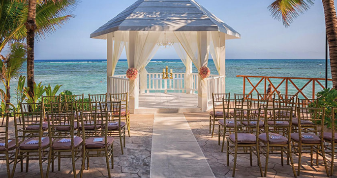 El Dorado Seaside Suites White Gazebo