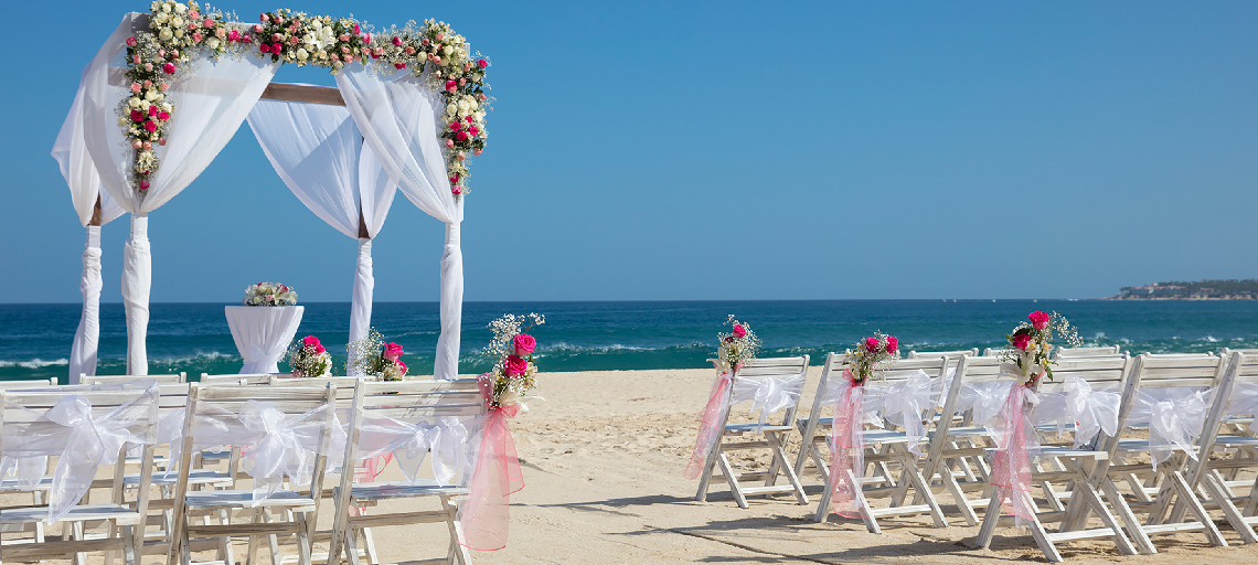 Cheapest Los Cabos Wedding Packages