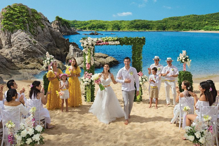 Unique Resorts in Mexico for Destination Weddings