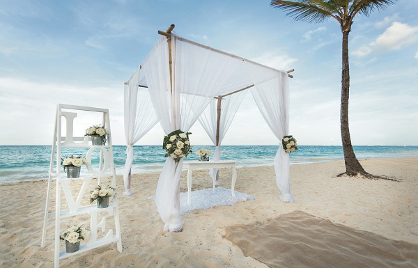 riu wedding