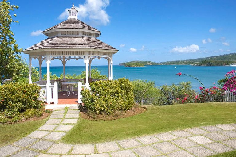 The Best Wedding Venues in Saint Lucia