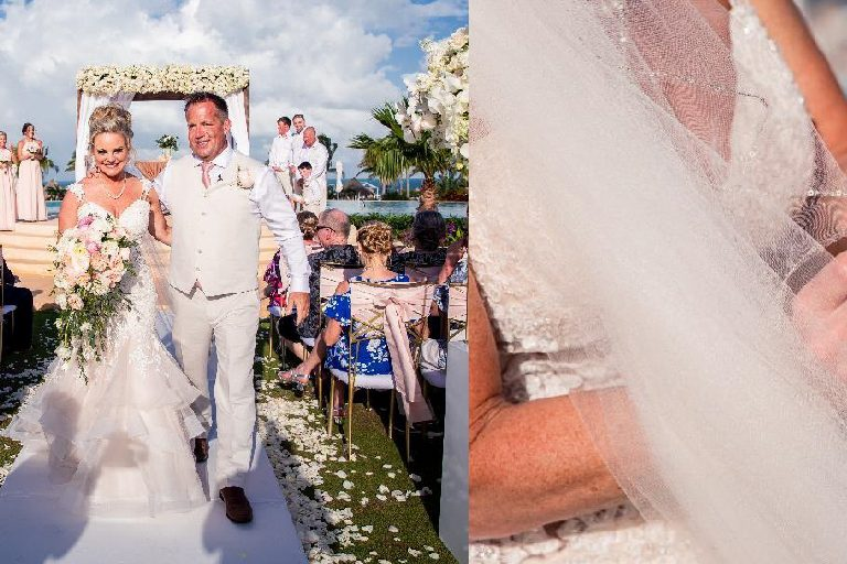 Jacqueline and Troy's Destination Wedding