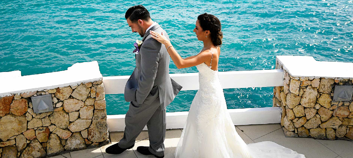 Wedding Ceremony Venues at Caribbean Resorts