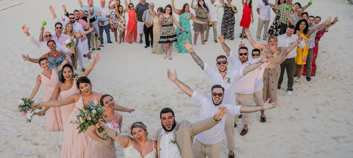 Destination Wedding Weeks with 50 or More Guests