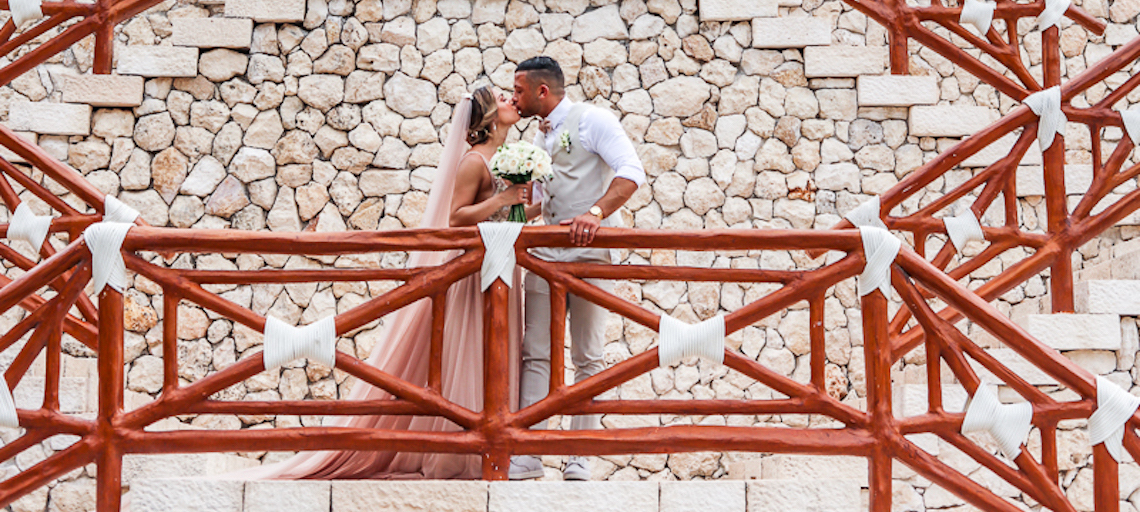 Adam and Racheal's Wedding at Hotel Xcaret