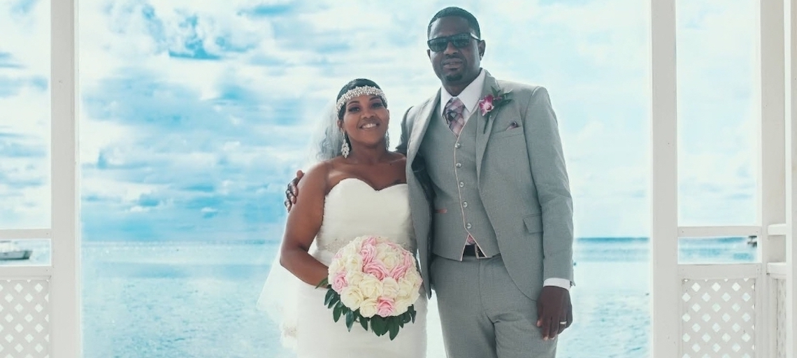 Mickel and Tamara's Wedding at RIU Montego Bay