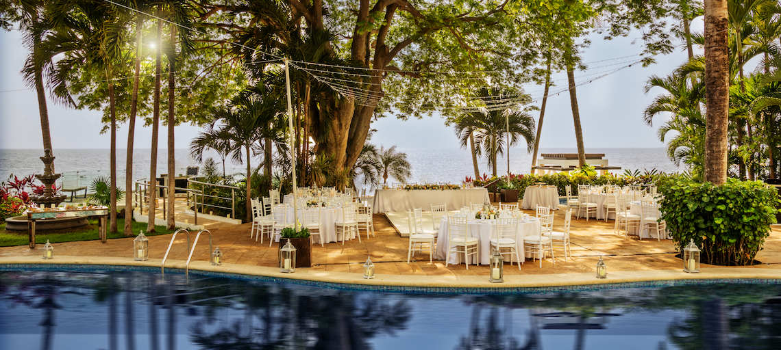 5 Unique Destination Wedding Reception Ideas