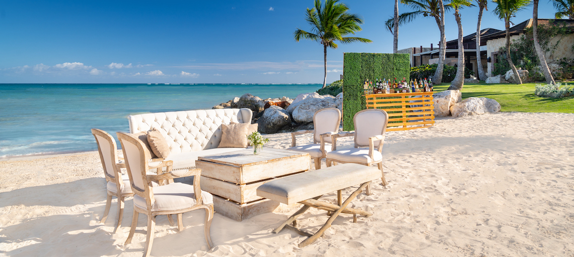 Large Destination Weddings in Punta Cana