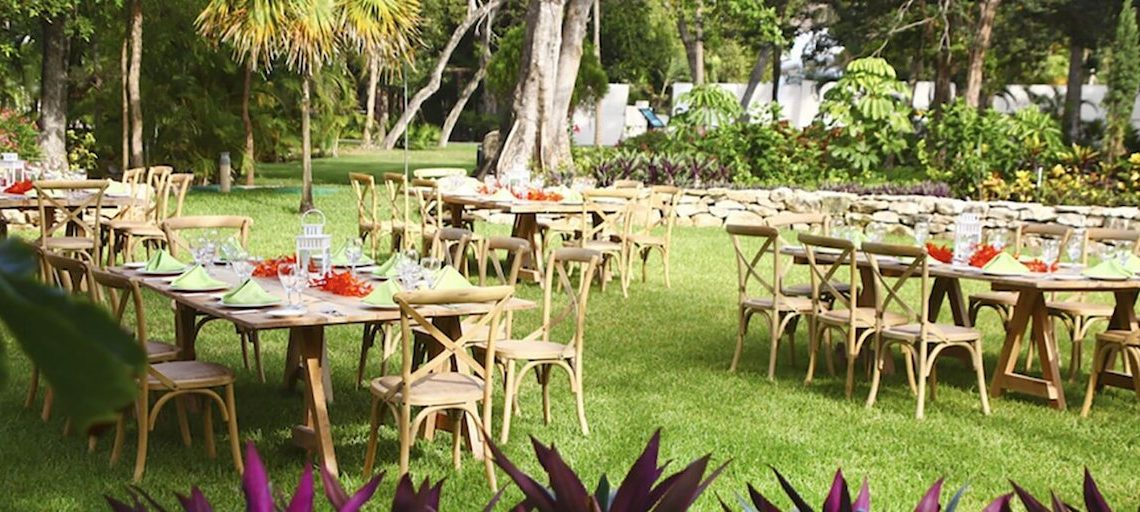 5 Mexico Wedding Garden Venues
