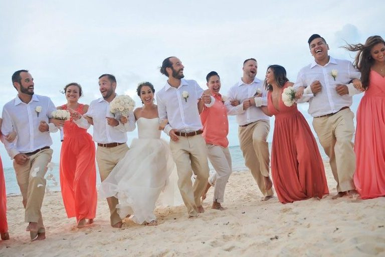 Bethany and Dylan's Wedding at Iberostar Selection Bavaro