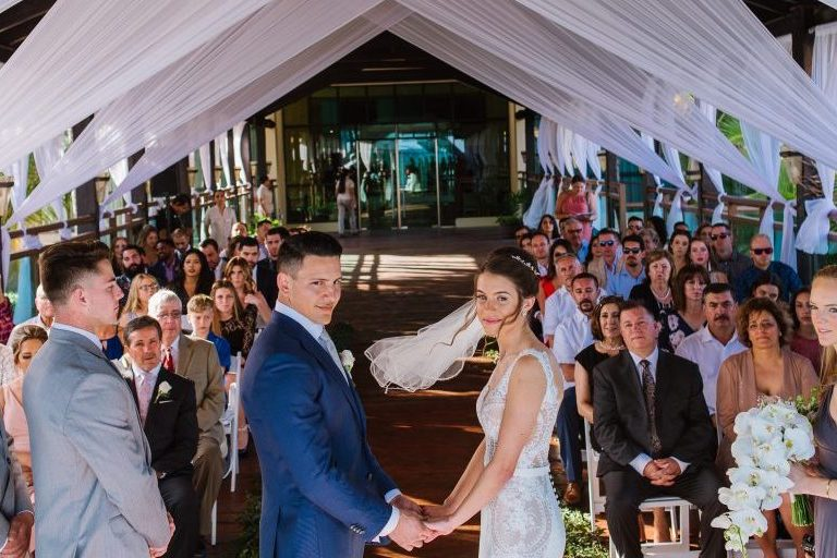 Nicole and Brendan's Wedding at Generations Riviera Maya