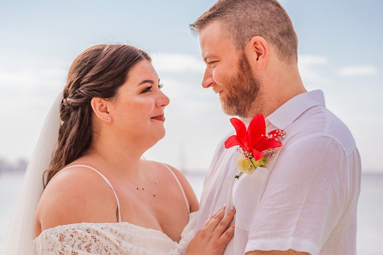 Waylon and Megan's Wedding at Dreams Sands Cancun