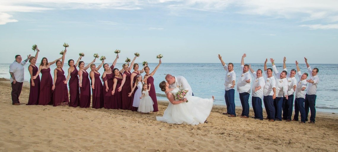 Dominican Republic Wedding Resorts for 20 Plus Guests