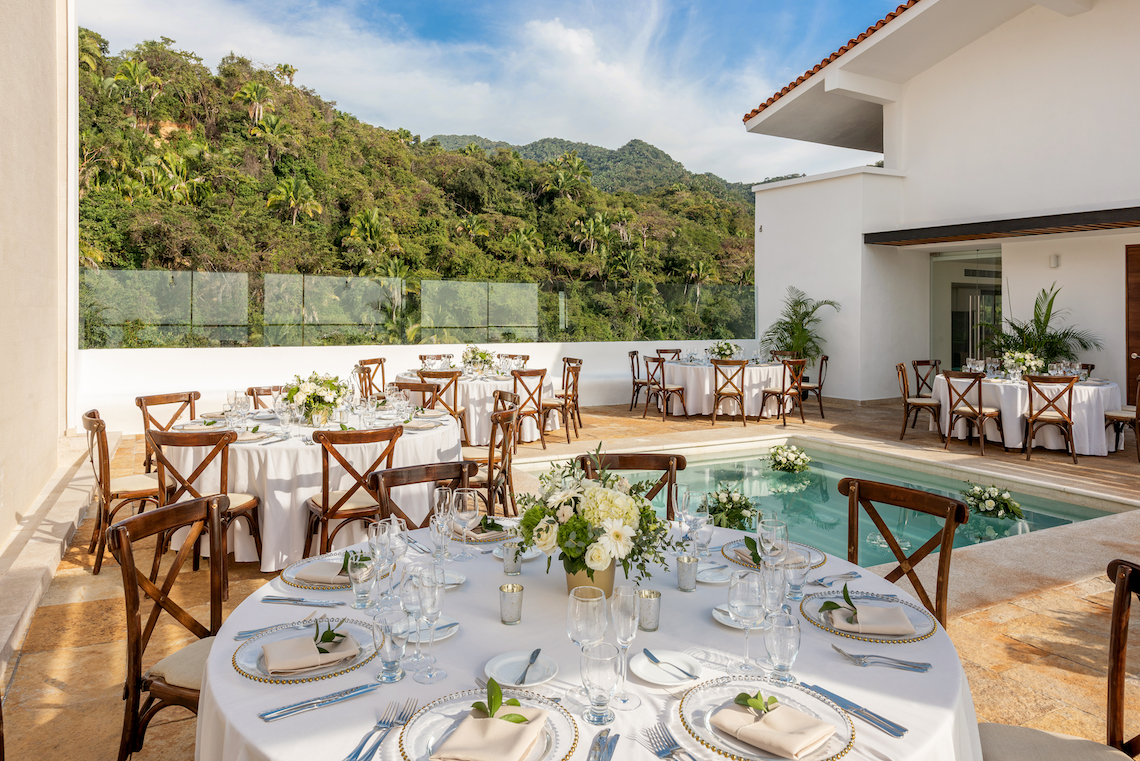 Hyatt-Ziva-Puerto-Vallarta-Sky-Penthouse-Terrace-Weddings-Reception-Mountain-View-1