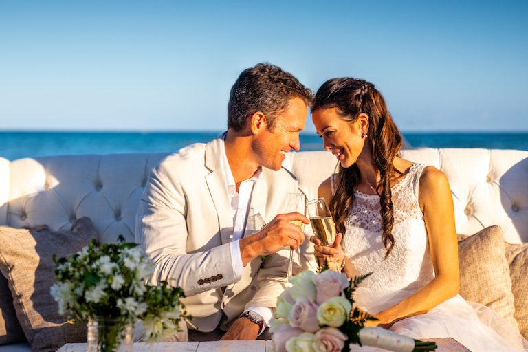 Guest Post with Honeyfund: Should You Bring Gifts to the Destination Wedding?