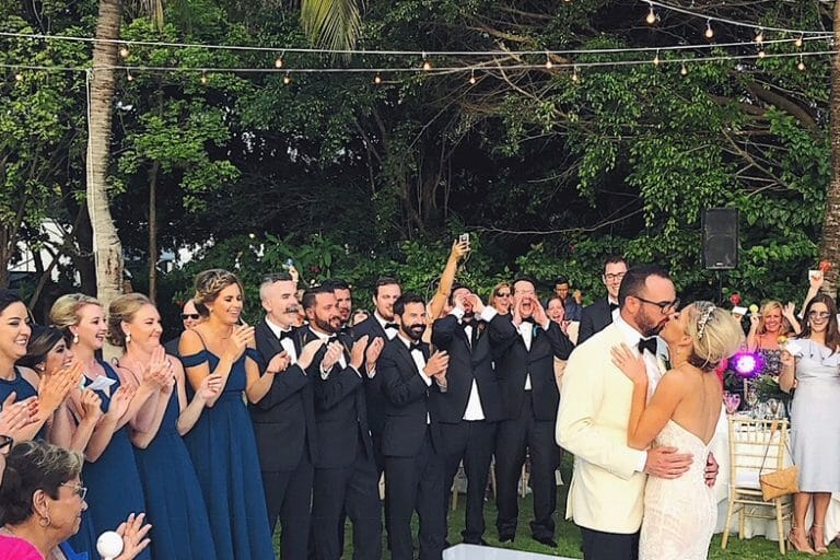 Hosting a Luxury Destination Wedding for 50 Guests in 2021