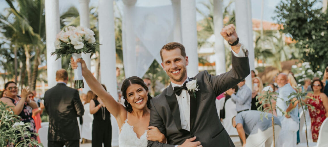 all inclusive wedding packages under 10000 punta cana gazebo venue
